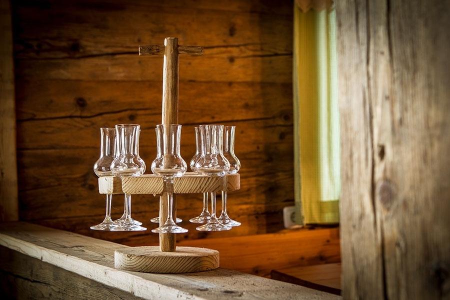 Grappatragerl (8 Gläser)