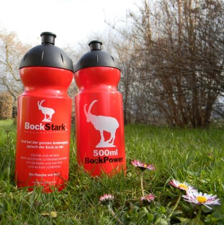 BockPower Trinkflasche 500 ml